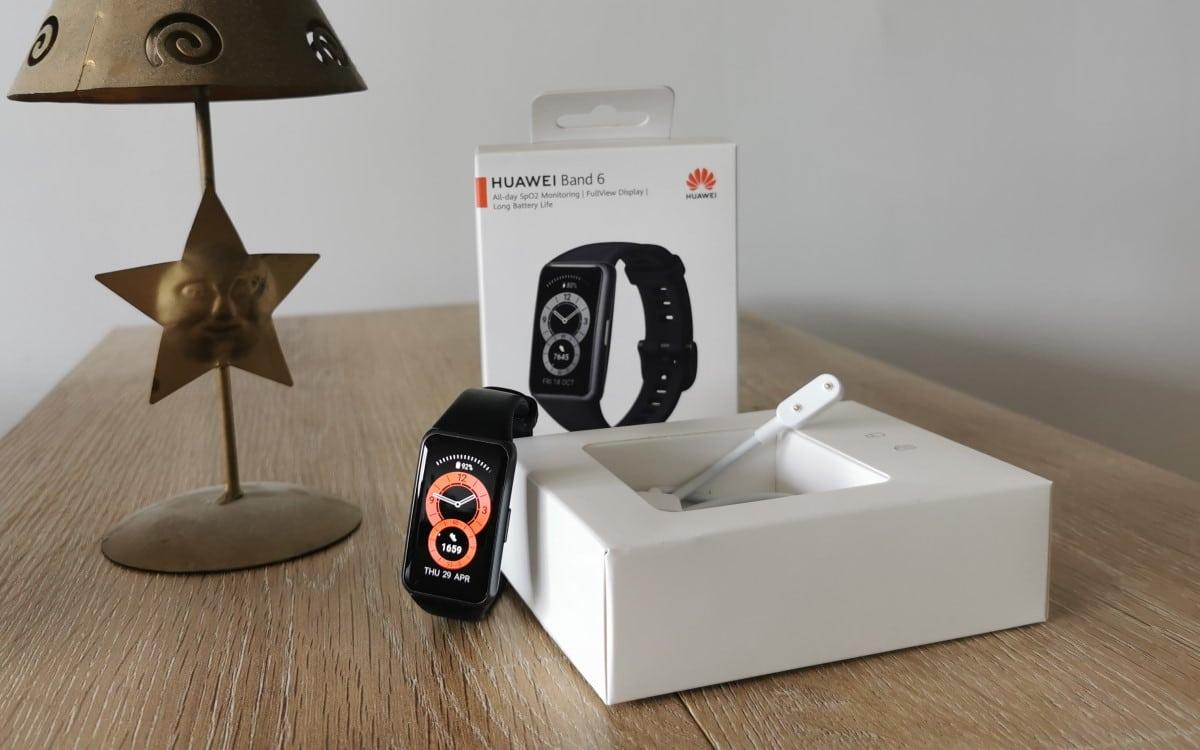 Huawei Band 6 packaging