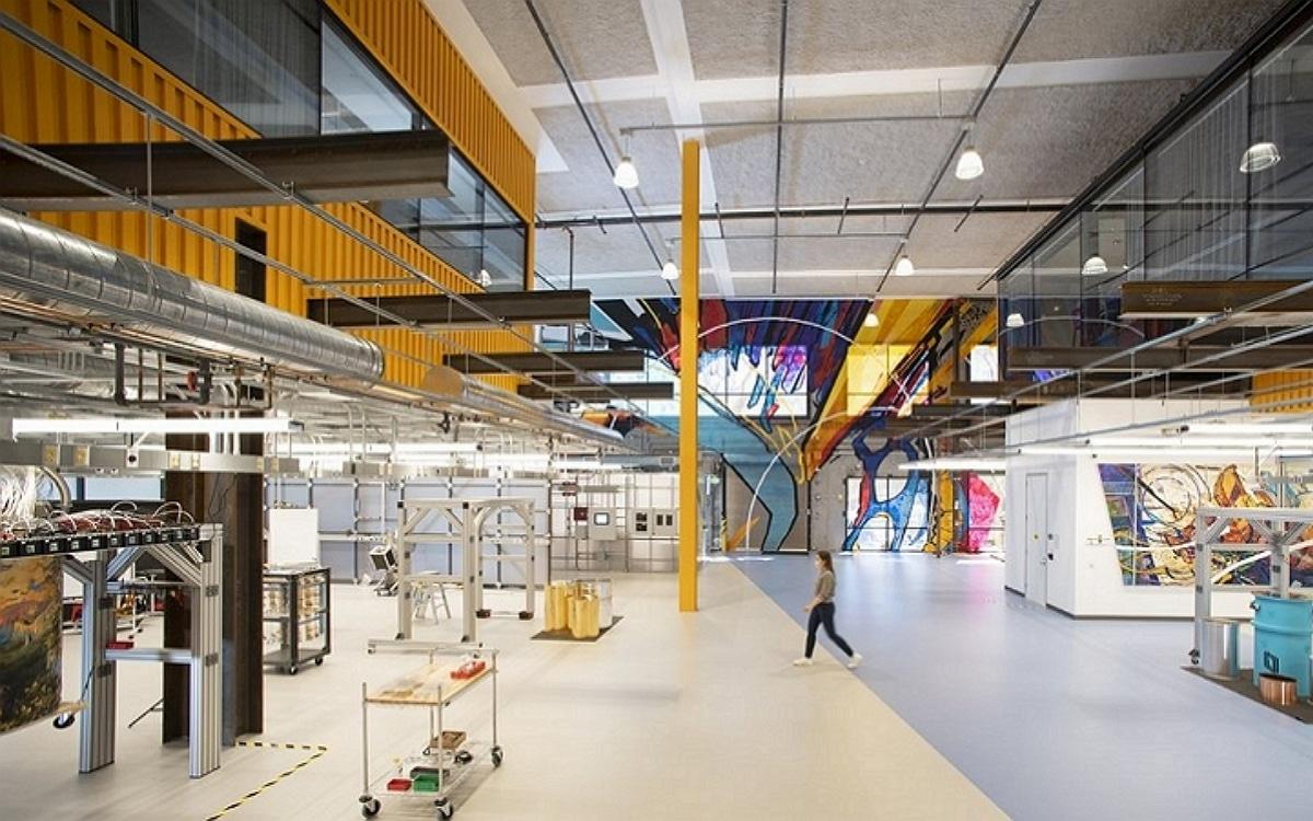 Le nouveau Quantum AI Campus de Google