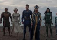 Les Eternels Marvel