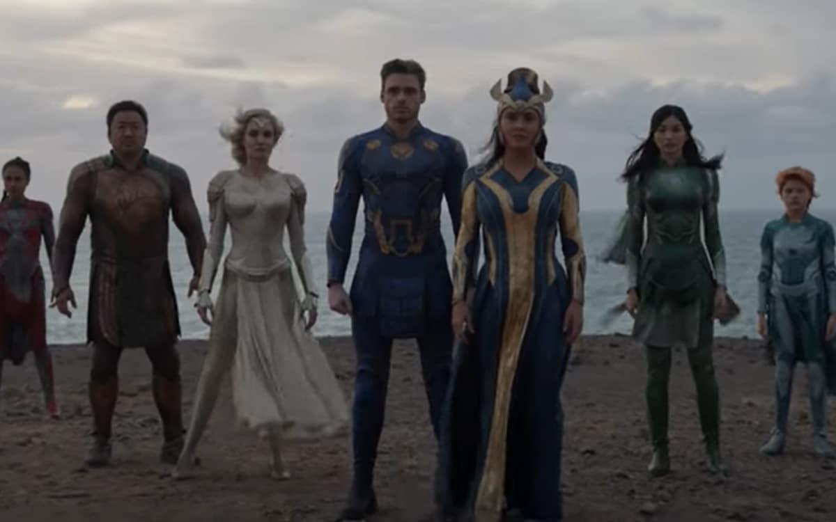 Les Eternels Marvel - Marvel dévoile le premier trailer des Éternels, rendez-vous le 3 novembre 2021