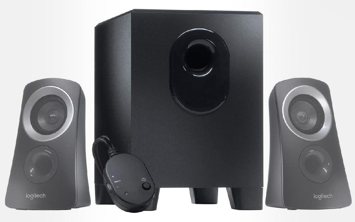 Système audio 2.1 Logitech Z313
