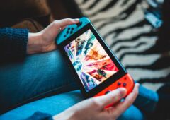 Nintendo Switch Unsplash