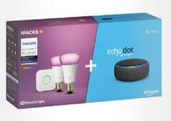 Pack Philips Pack Hue Amazon Starter kit