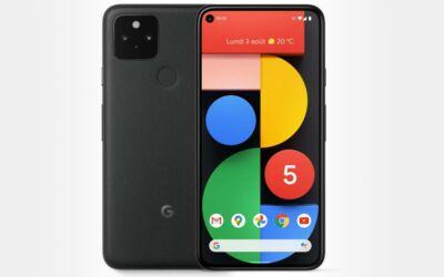Google Pixel 5 à prix réduit