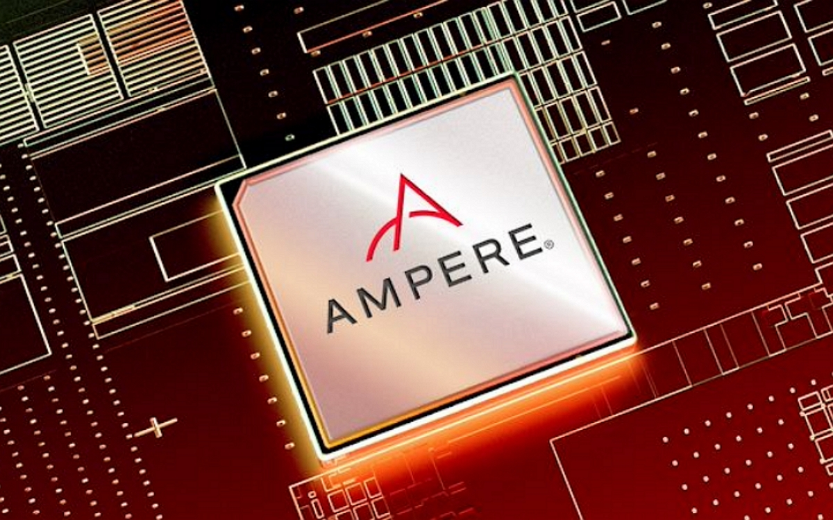 Processeurs Ampere