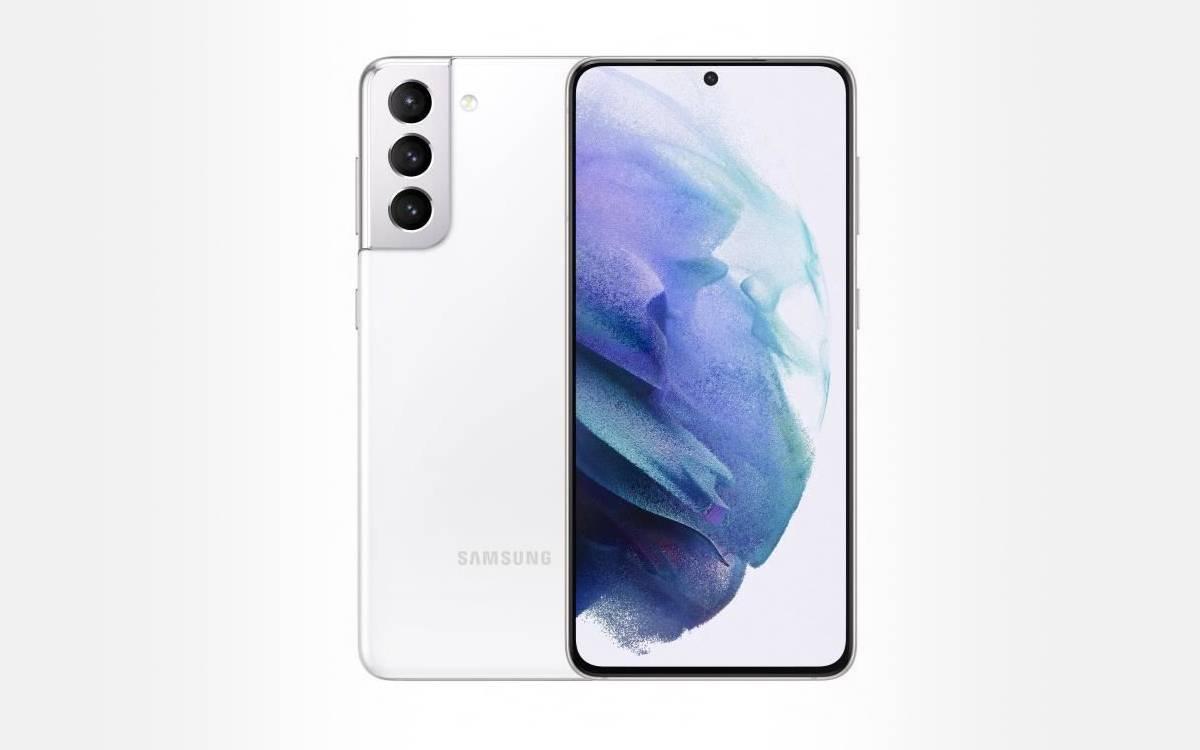 Samsung Galaxy S21 en promotion