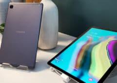 Samsung Galaxy Tab S7 FE et Galaxy Tab A7 Lite