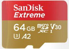SanDisk Extreme 64 Go