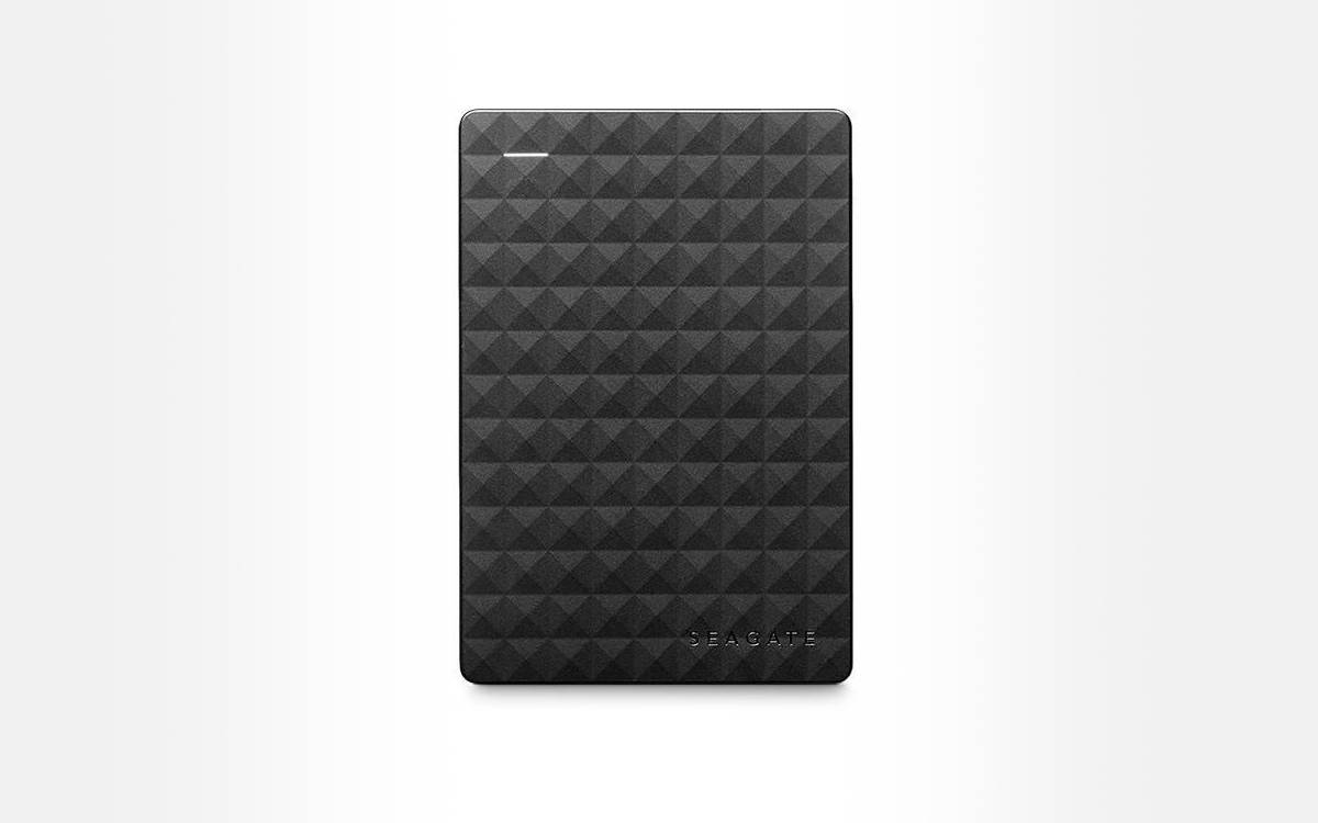 Seagate Expansion portable 4 To chez Cdiscount