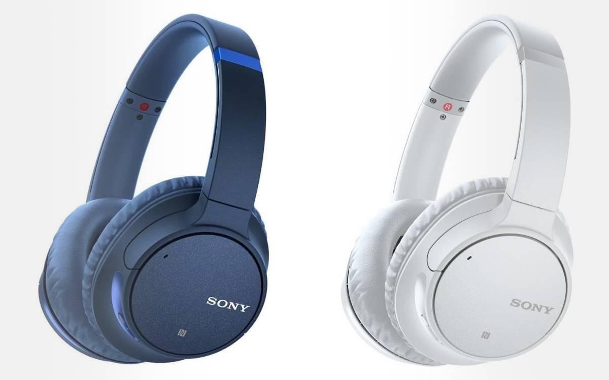 casque Sony WH-CH700NL en promotion