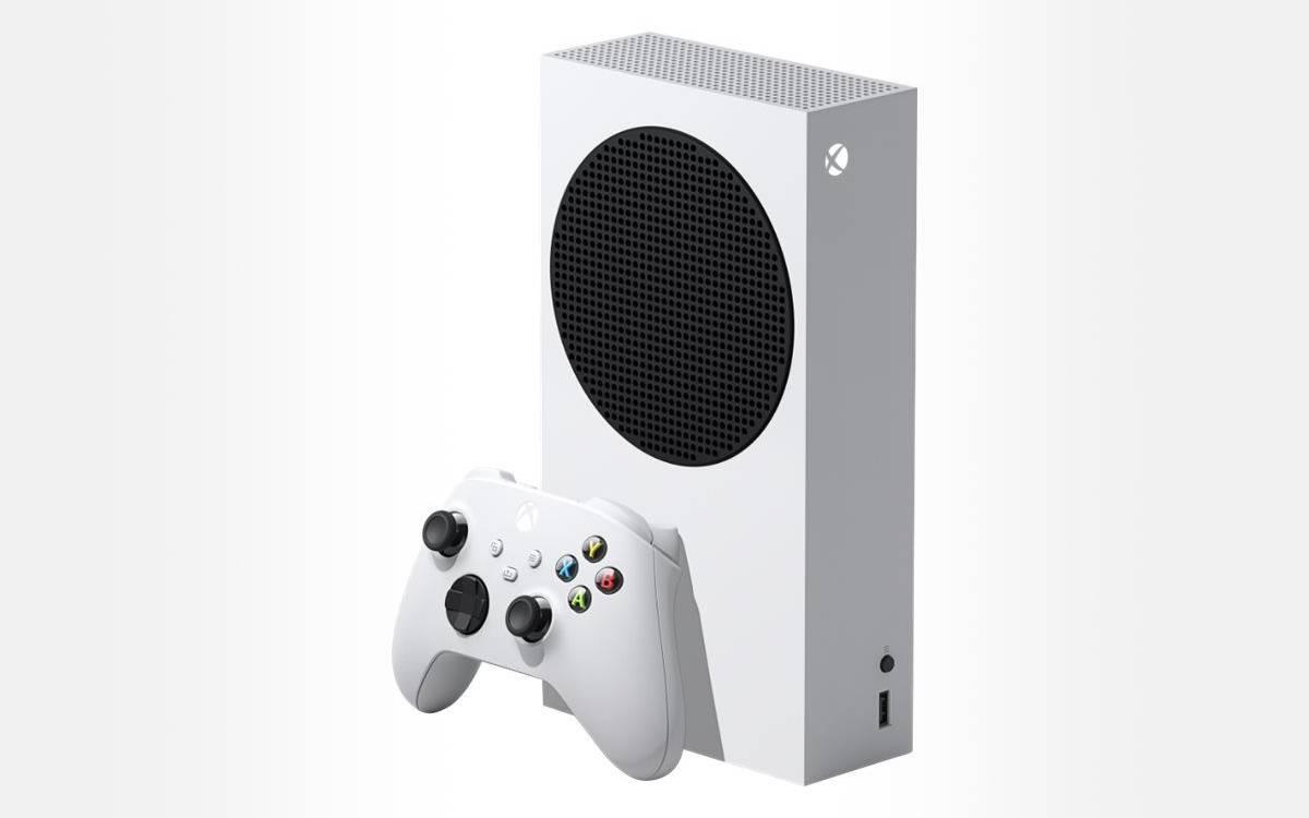 Xbox Series S en promotion