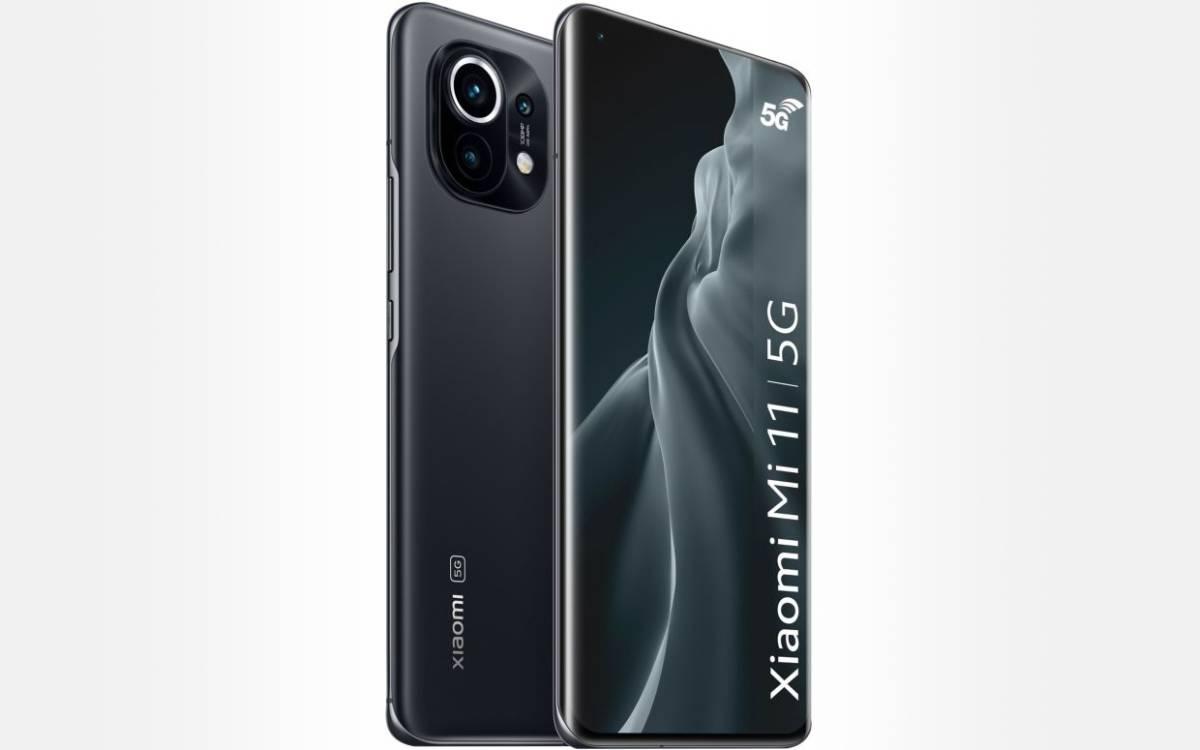 Xiaomi Mi 11 en promotion chez Sosh