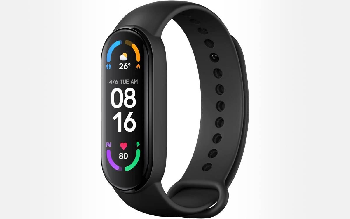Xiaomi Mi Smart Band 6 en promotion