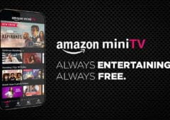 amazon prime mini tv