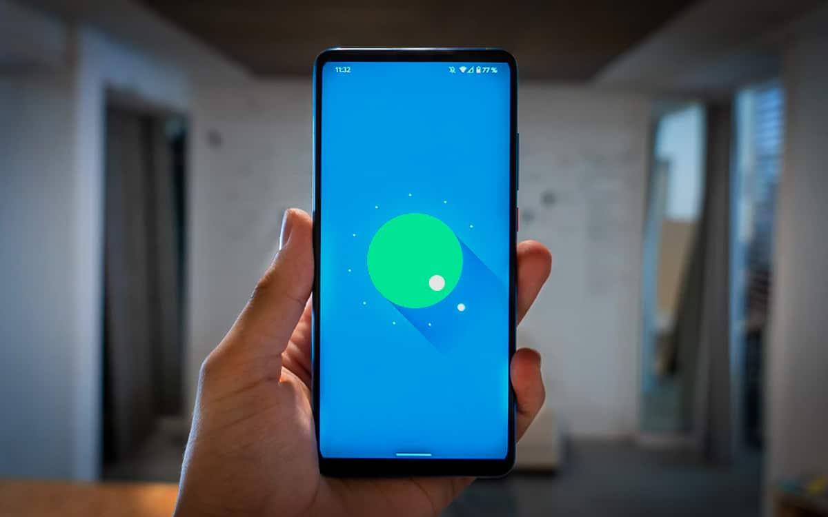 Android 11 mises à jour