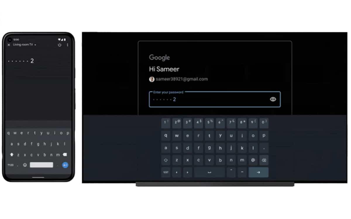 android tv télécommande