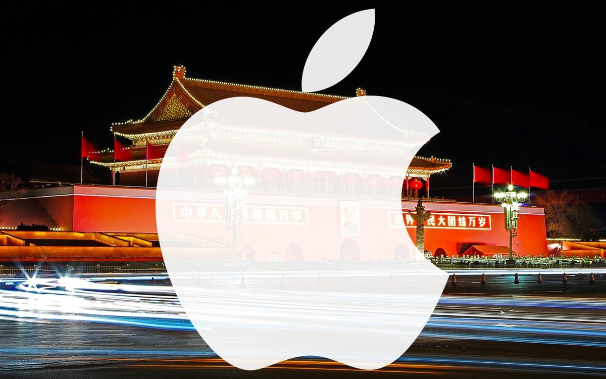 Apple Chine