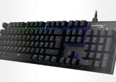 clavier Hyper X Alloy