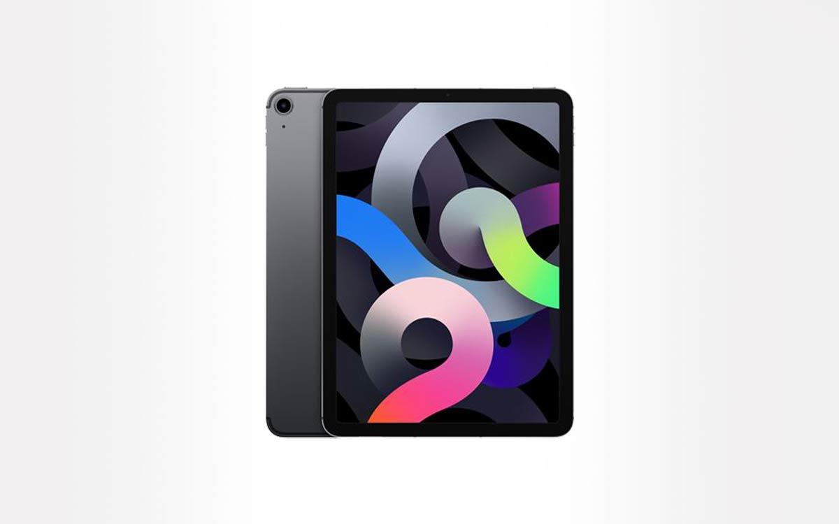 French Days iPad Air 2020