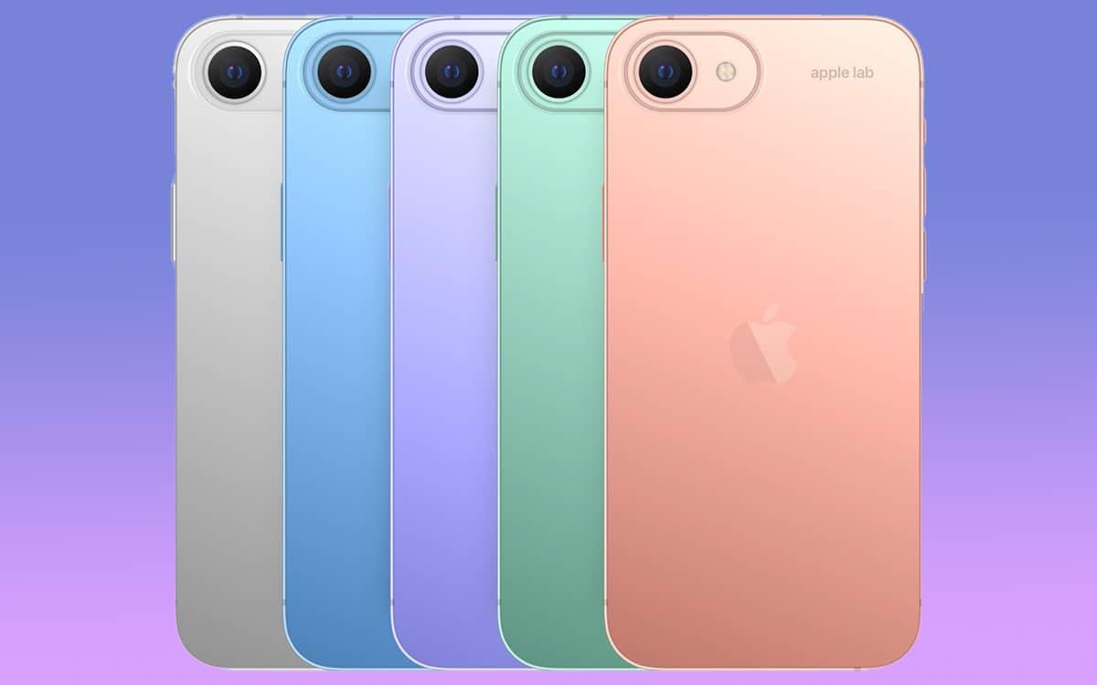 iphone se 2023 design
