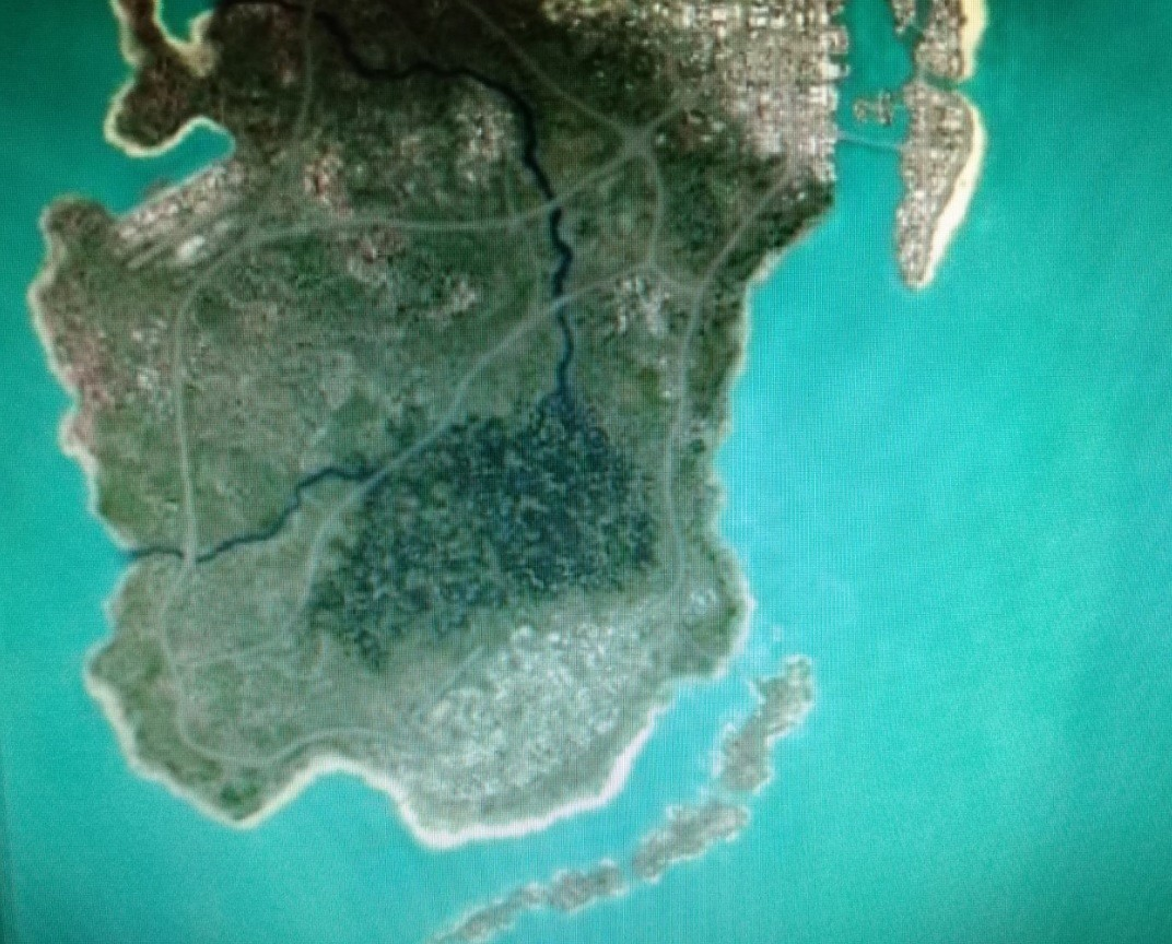 Mapa fuite Gta 6