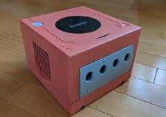 nintendo gamecube transformee en pc gaming