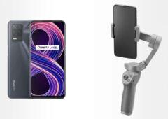 pack Realme 8 5G DJI Osmo Mobile 3