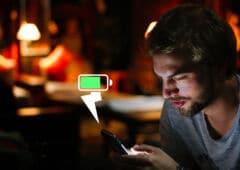 recharge sans fil smartphones motorola