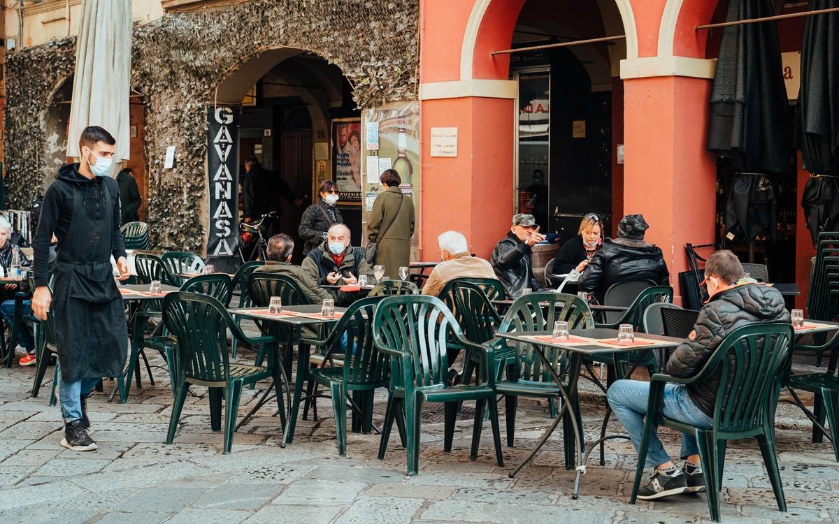 Restaurant Covid Italy