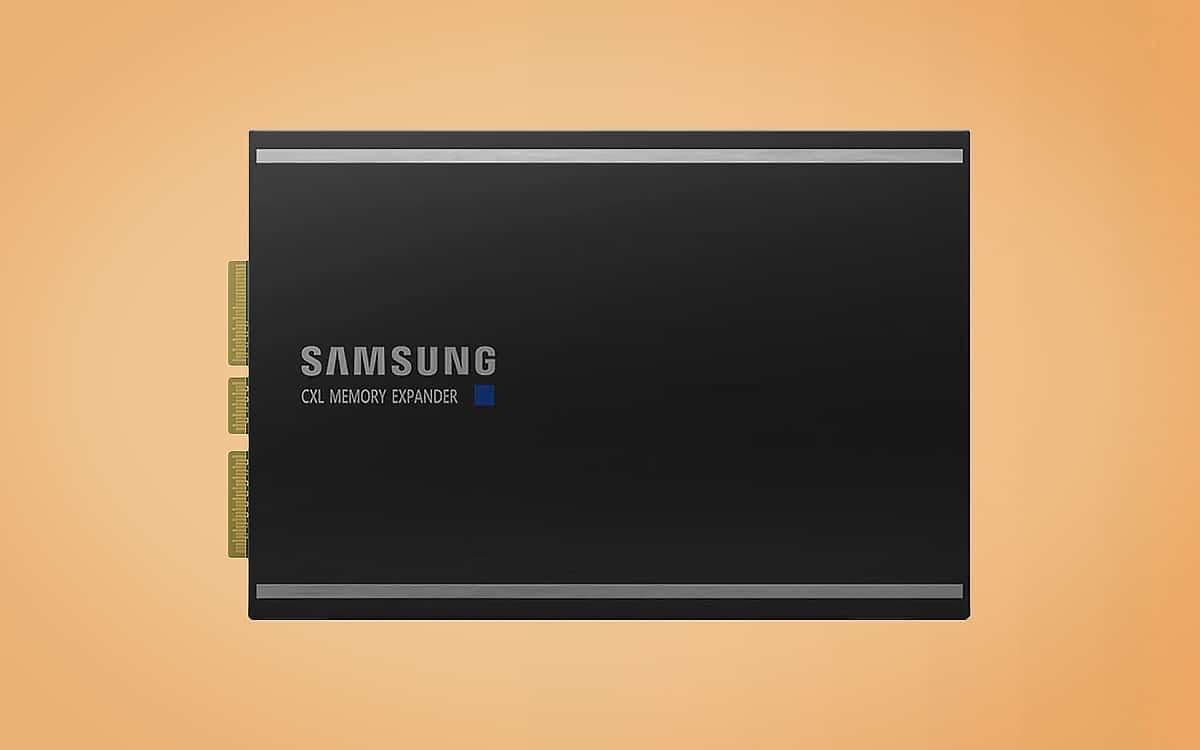 Samsung CXL