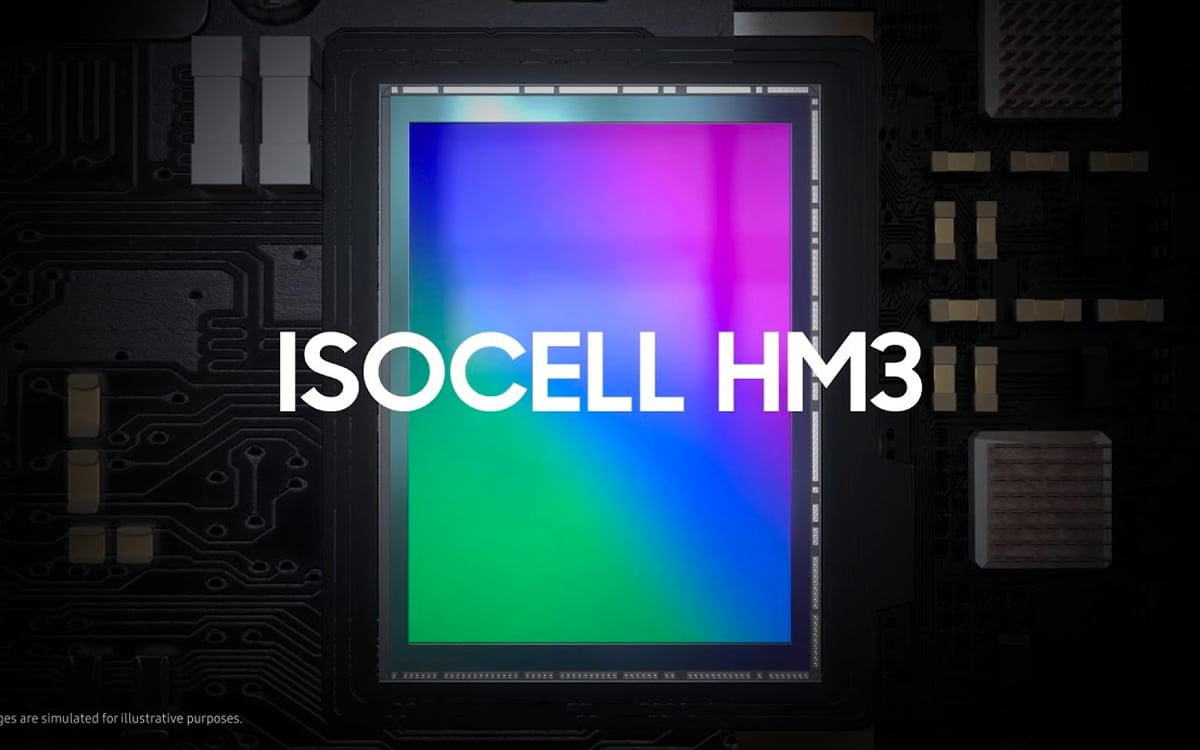 Samsung Isocell HM3