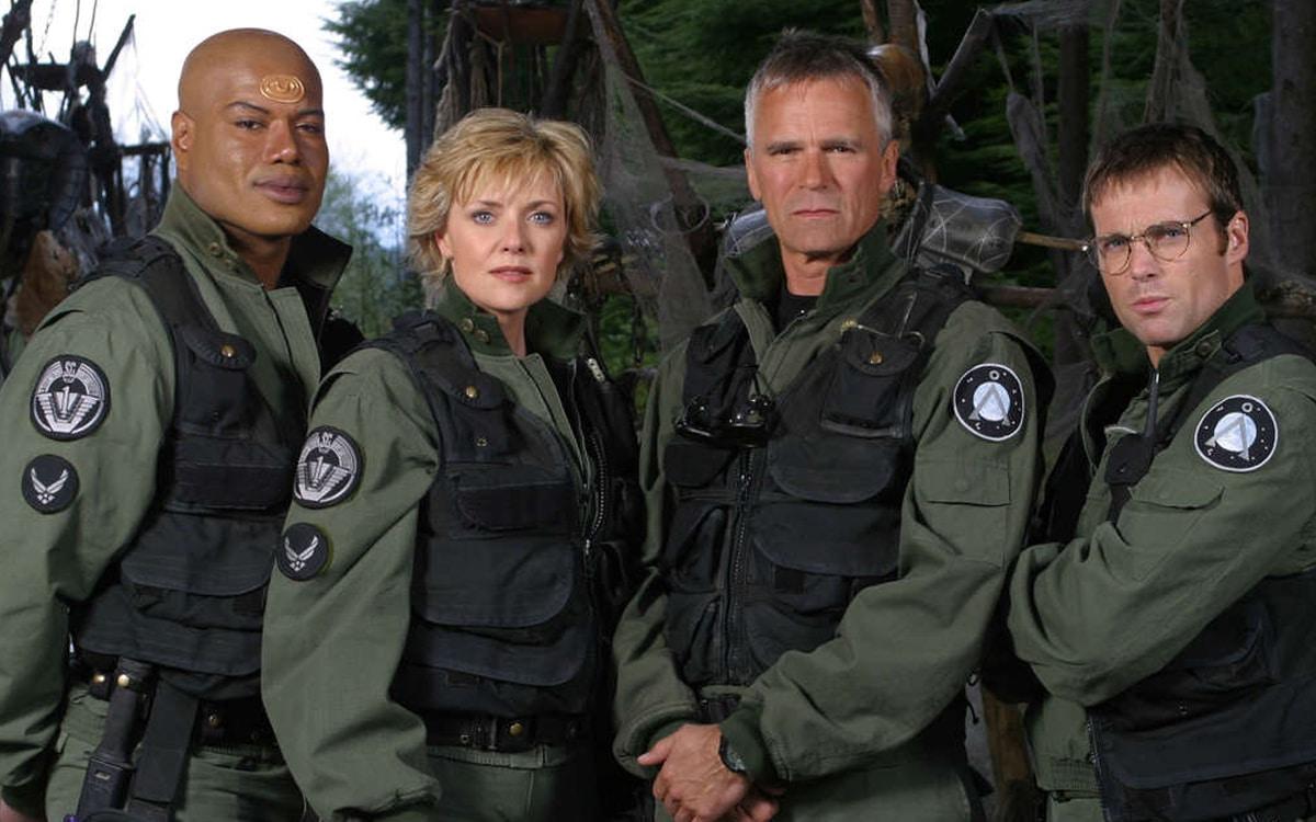 stargate amazon prime mgm - Amazon lancerait une nouvelle série Stargate grâce au rachat de la MGM