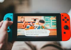 switch pro commentaire