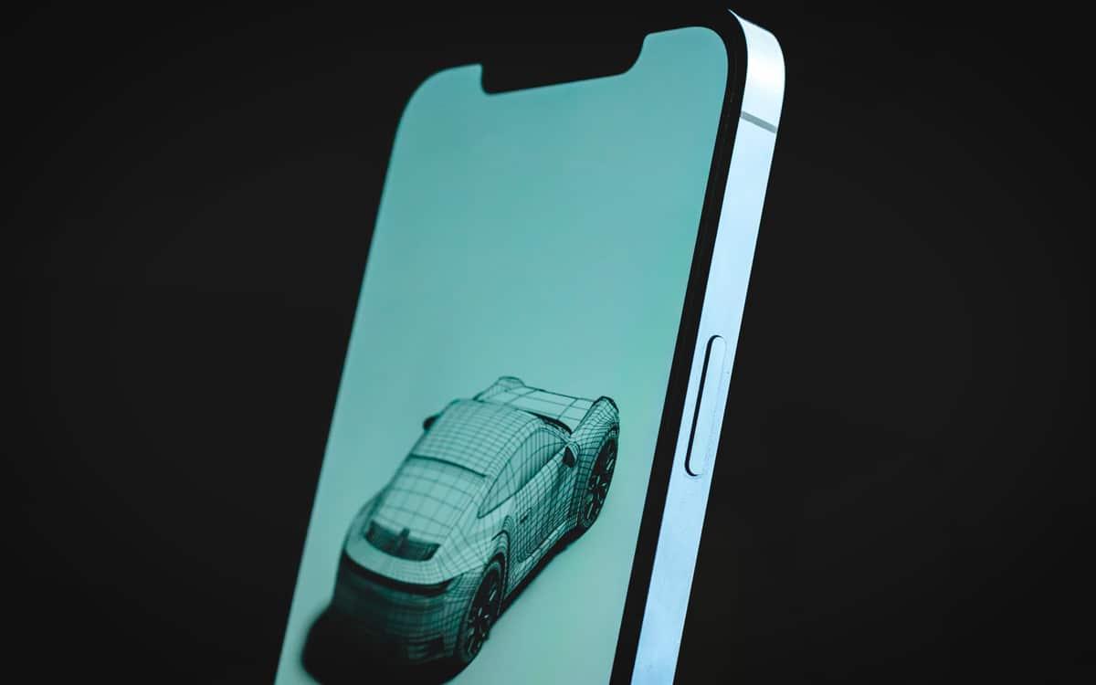 Verre iPhone