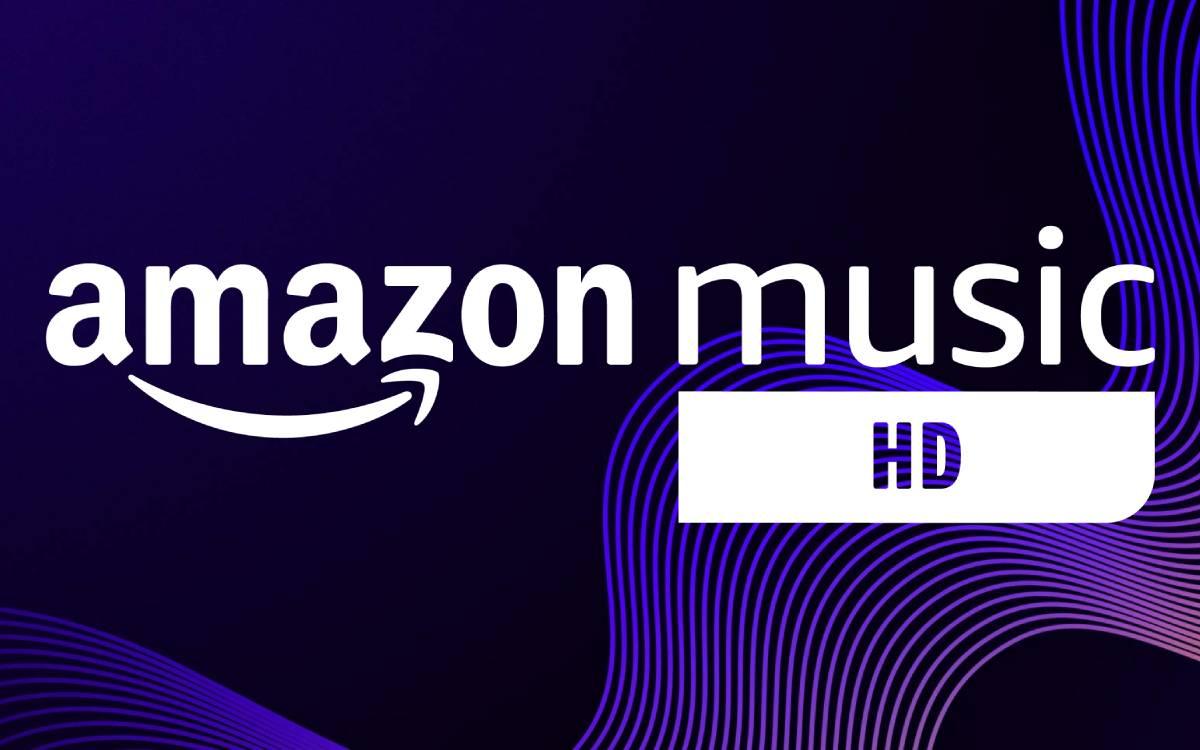 Amazon Music HD gratuit