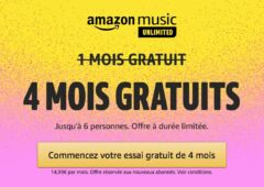 Amazon Music Unlimited Famille