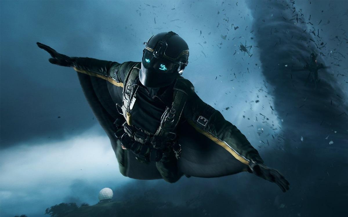 Battlefield 42 wingsuit