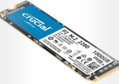 Crucial P2 CT1000P2SSD8 1 To