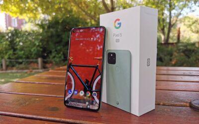 smartphones Pixel Google en promo