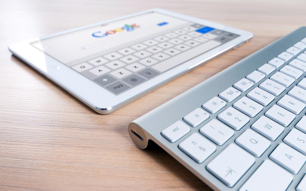 Google tablette