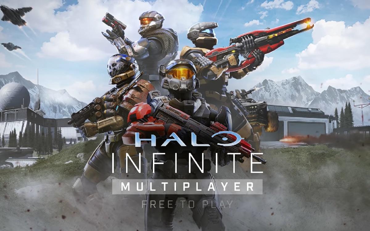 Halo Infinite multijoueur