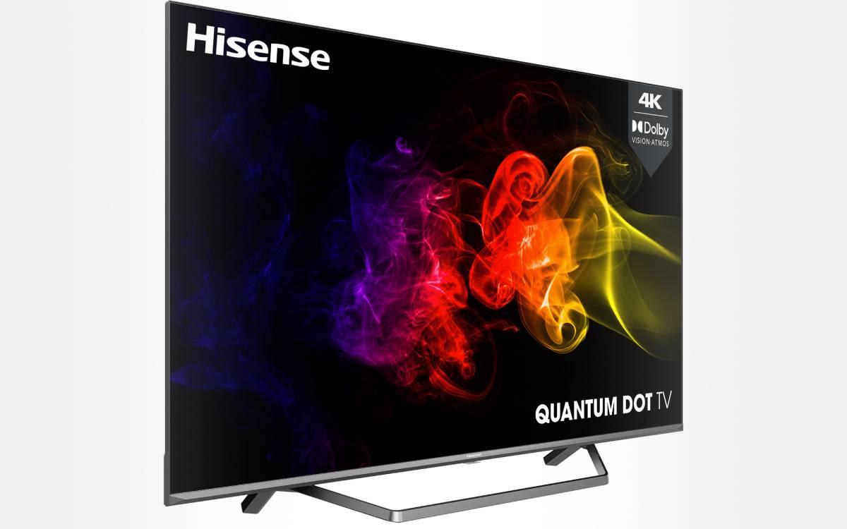 TV Hisense 50U7QF en promotion