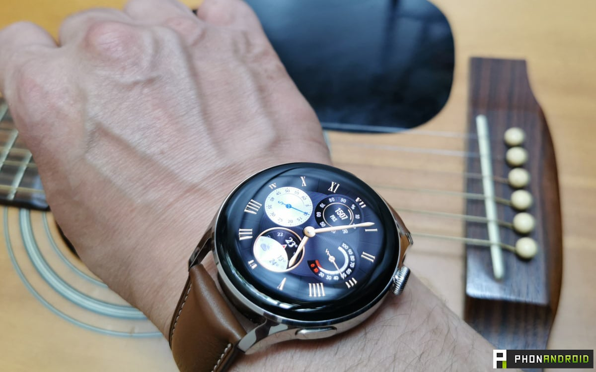 Huawei Watch 3 montre