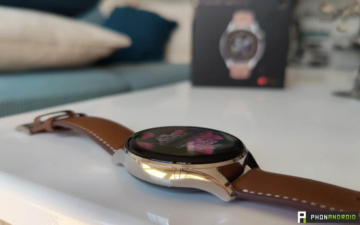 Huawei Watch 3 epaisseur
