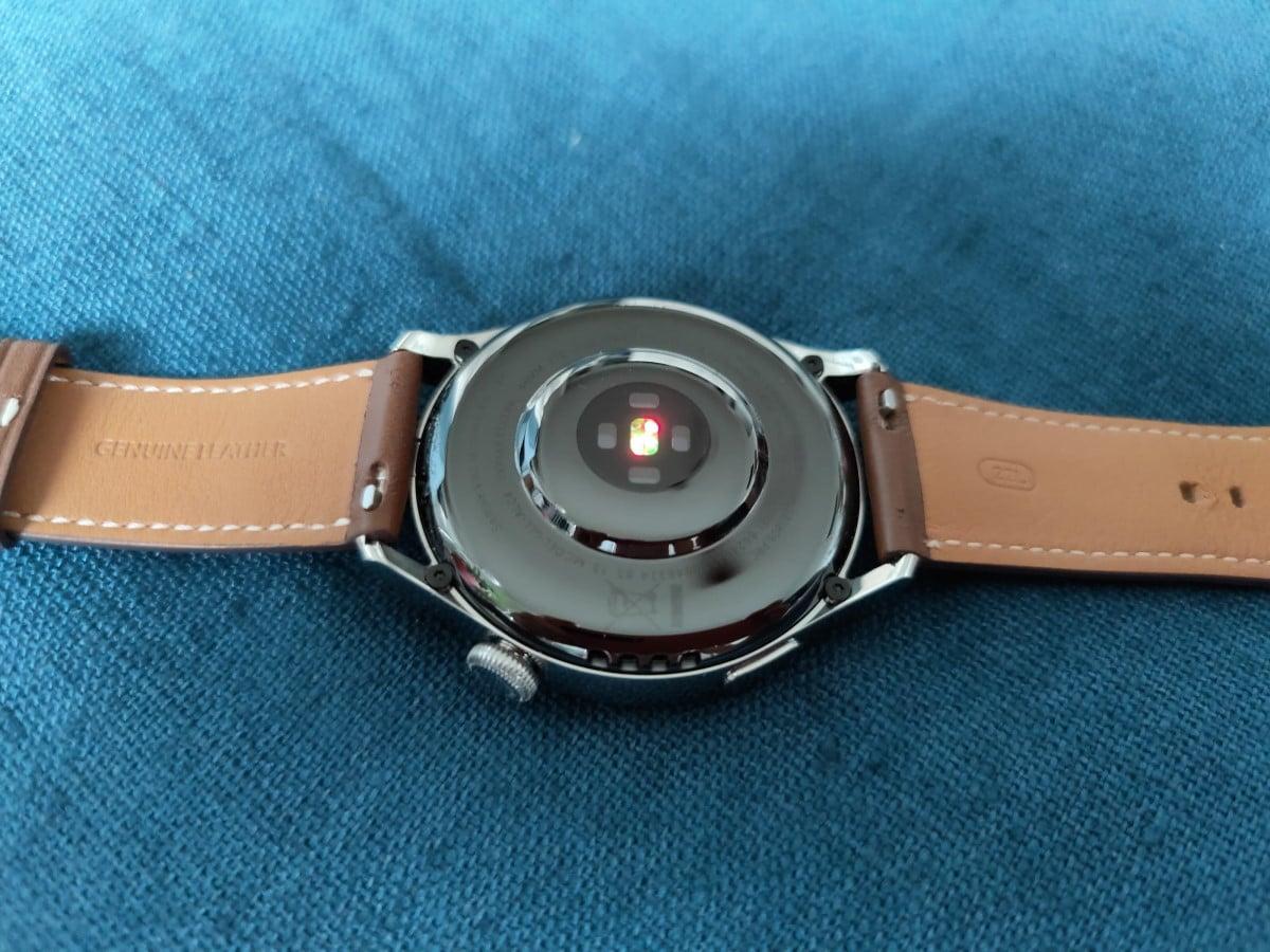 Huawei Watch 3 capteurs