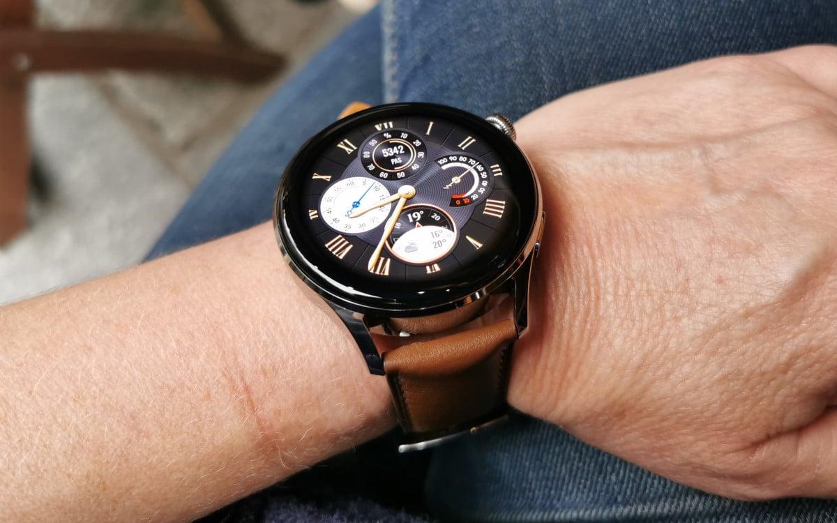 Huawei Watch 3 poignet mini