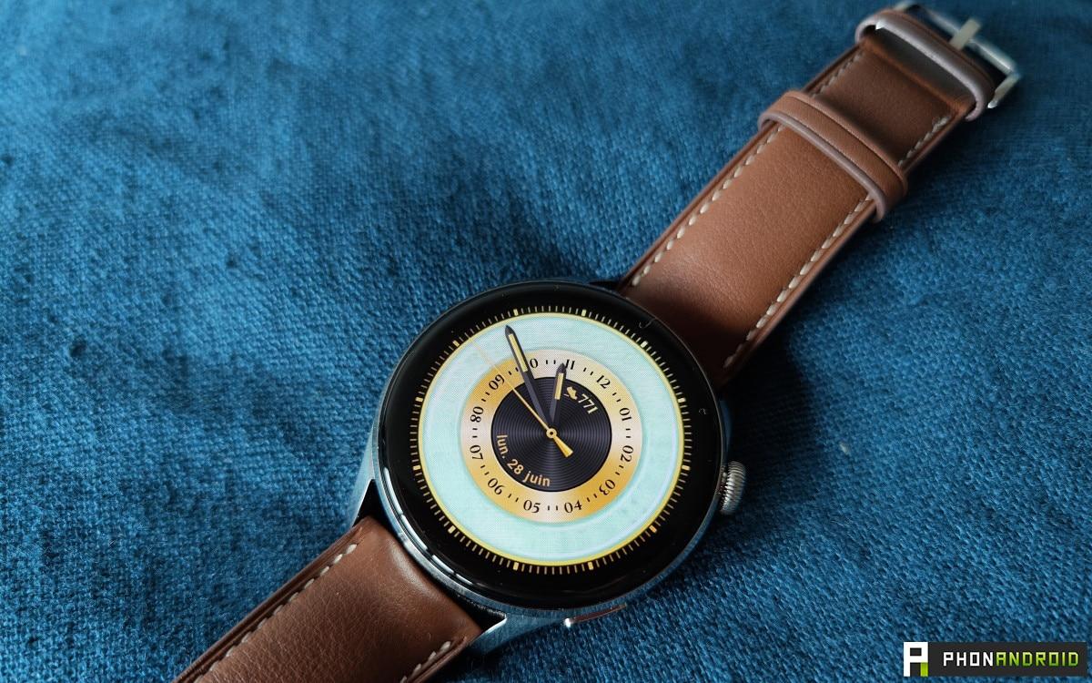 Huawei Watch 3 écran