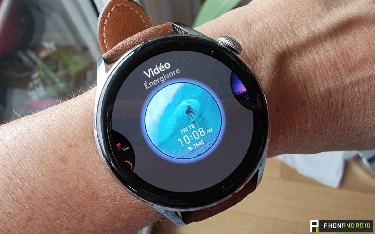 Huawei Watch 3 cadrans
