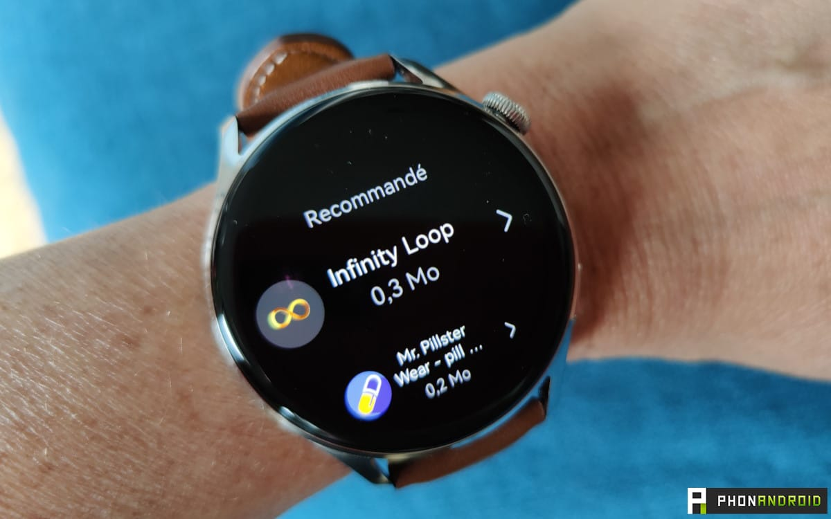 Huawei Watch 3 AppGallery Reco