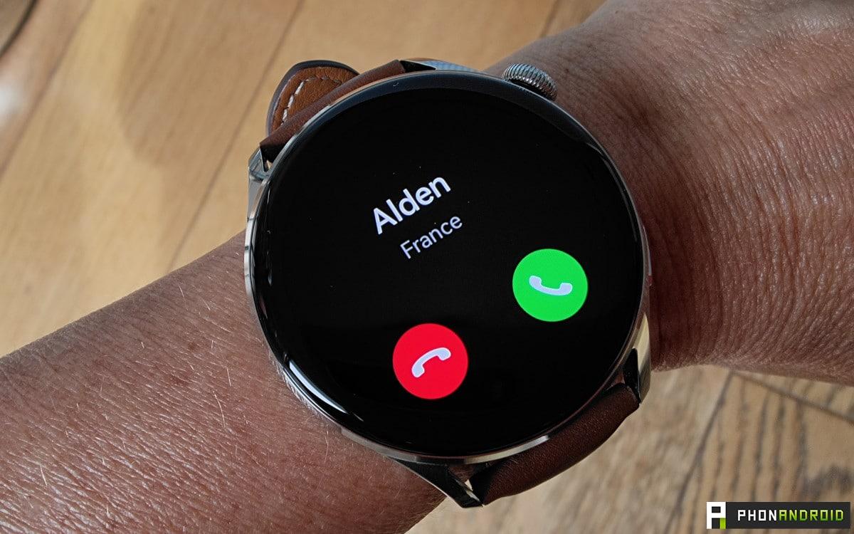 Huawei Watch 3 appel